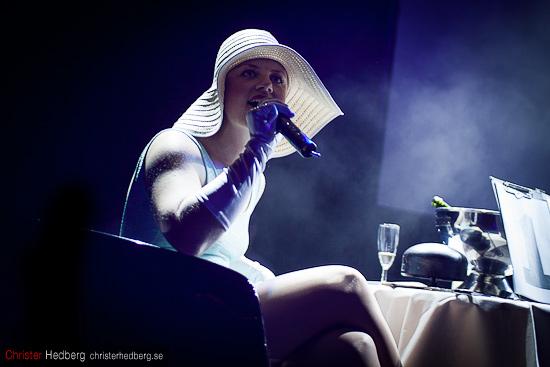 GBG Wrestling: Lady Dolores. Foto: Christer Hedberg | christerhedberg.se