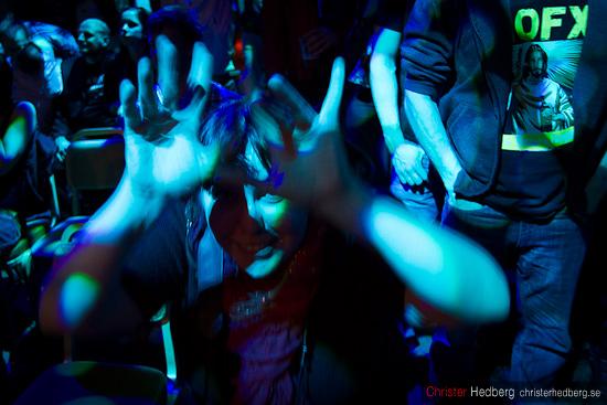 GBG Wrestling: Publiken. Foto: Christer Hedberg | christerhedberg.se