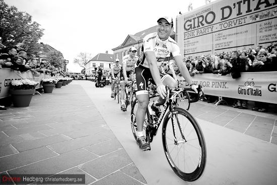 Giro d'Italia: Teampresentation. Foto: Christer Hedberg | christerhedberg.se