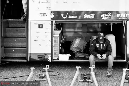 Giro d'Italia: Lugnet före stormen. Foto: Christer Hedberg | christerhedberg.se