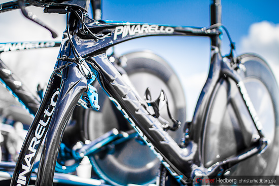 Giro d'Italia: Pinarello Graal. Foto: Christer Hedberg | christerhedberg.se