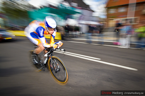 Giro d'Italia: Theo Bos. Foto: Christer Hedberg | christerhedberg.se
