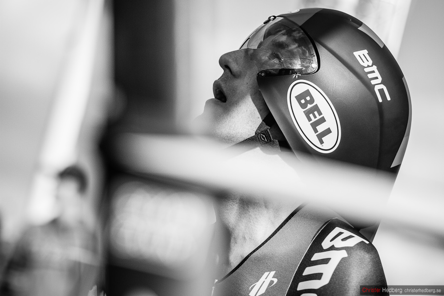 Giro d'Italia: Marco Pinotti. Foto: Christer Hedberg | christerhedberg.se
