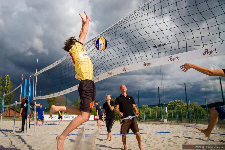 Stendahls Beach på Atea Cup. Foto: Christer Hedberg | christerhedberg.se