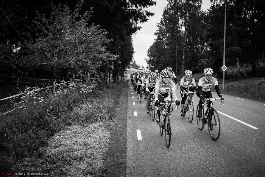 Vätternrundan 2012: SubXX: De första 15 milen. Foto: Christer Hedberg | christerhedberg.se