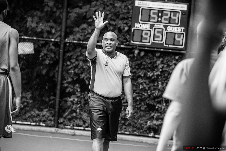 Kenny Graham's West 4th Street '12: NJ Blazers vs. Green Dreams. Foto: Christer Hedberg | christerhedberg.se