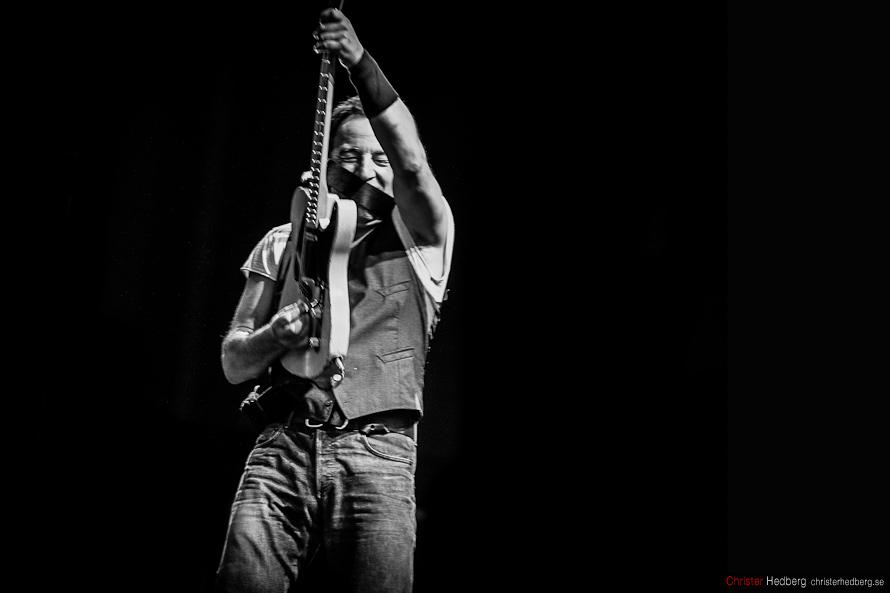 Bruce Springsteen & The E Street Band på Ullevi. Foto: Christer Hedberg | christerhedberg.se