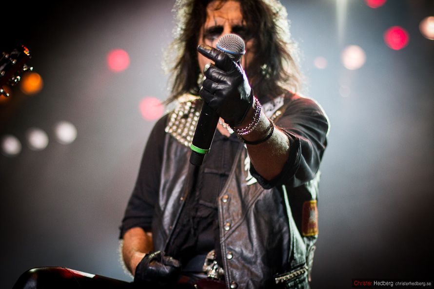 Alice Cooper at Liseberg. Photo: Christer Hedberg | christerhedberg.se