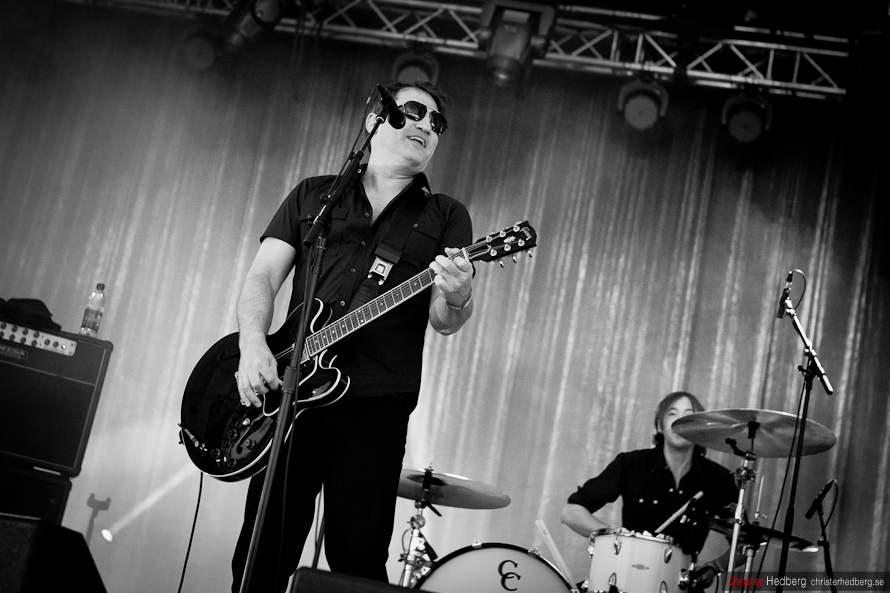 Way Out West '12: The Afghan Whigs. Photo: Christer Hedberg | christerhedberg.se