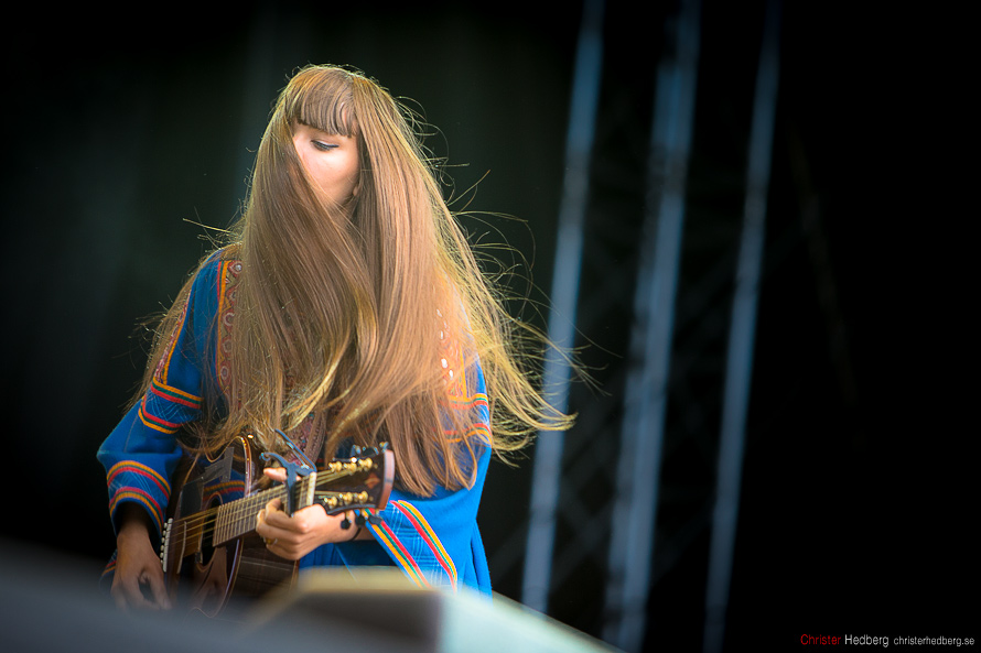 Way Out West '12: First Aid Kit. Photo: Christer Hedberg | christerhedberg.se