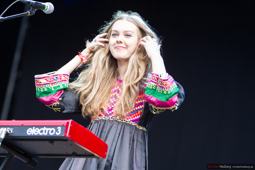 Way Out West '12: First Aid Kit. Photo: Christer Hedberg   christerhedberg.se