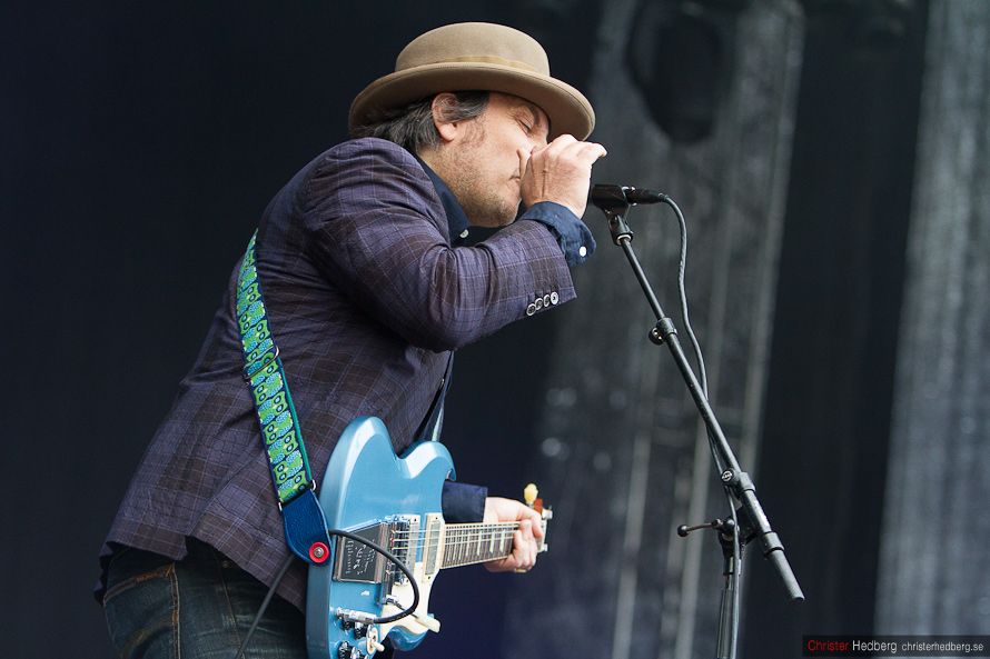Way Out West '12: Wilco. Photo: Christer Hedberg | christerhedberg.se