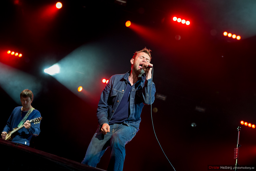 Way Out West '12: Blur. Photo: Christer Hedberg | christerhedberg.se