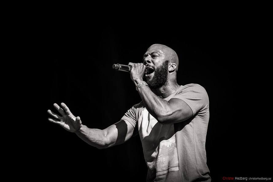 Way Out West '12: Common. Photo: Christer Hedberg | christerhedberg.se
