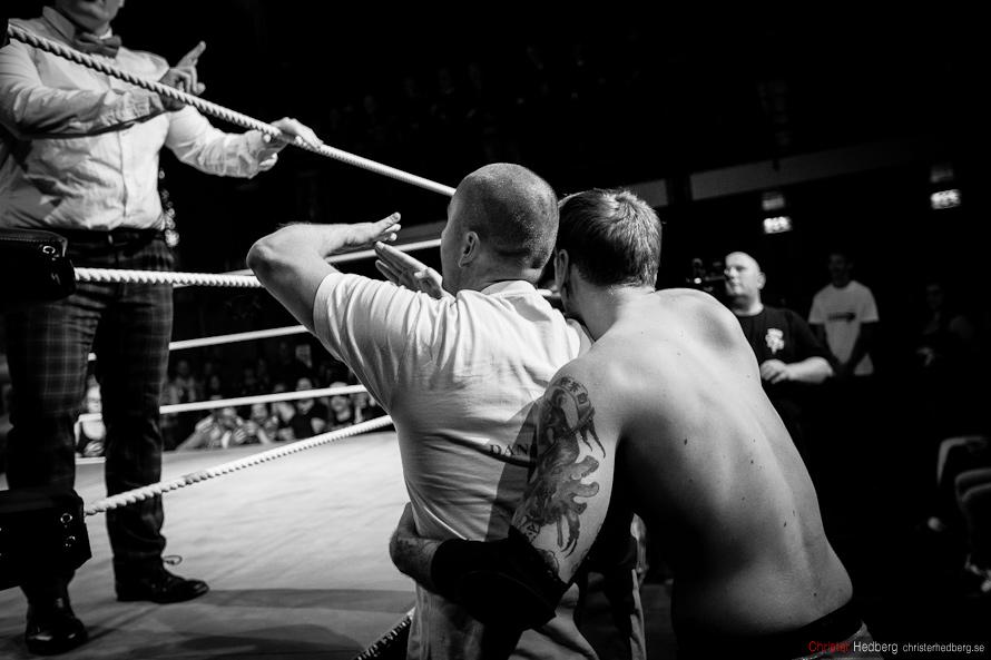 GBG Wrestling: Mr Pay Per View. Photo: Christer Hedberg | christerhedberg.se