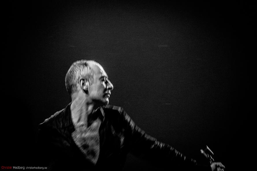 D.A.F. @ Arvikafestivalen 2009. Photo: Christer Hedberg | christerhedberg.se