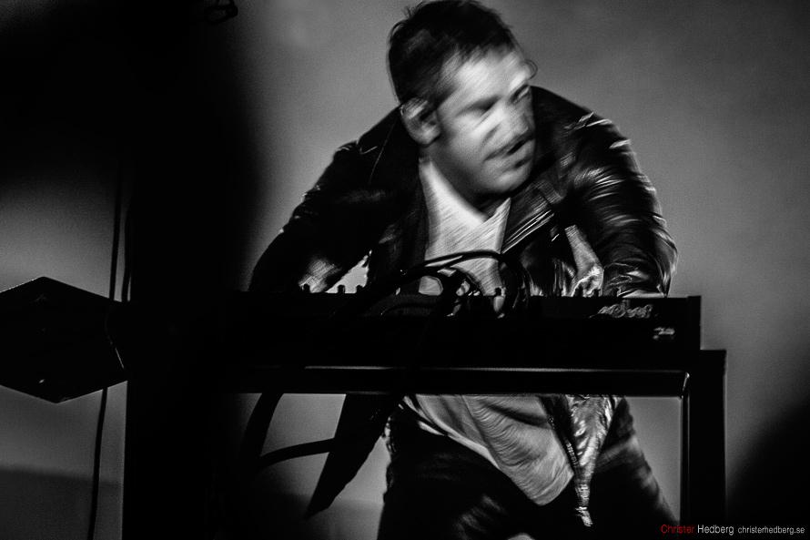 Nine Inch Nails @ Arvikafestivalen 2009 (revisited). Photo: Christer Hedberg | christerhedberg.se