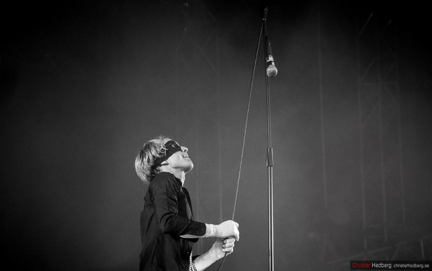 Bob Hund at Arvikafestivalen 2009 (revisited). Photo: Christer Hedberg | christerhedberg.se