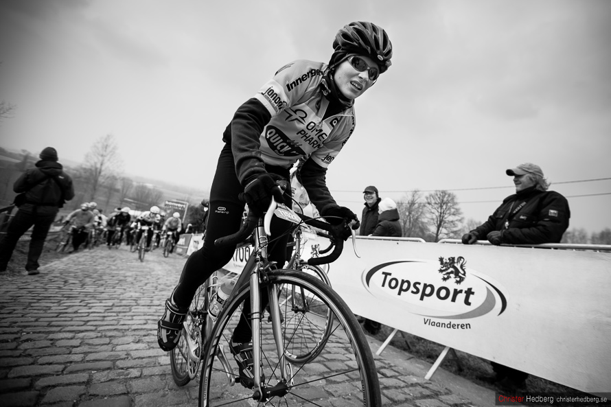 Ronde van Vlaanderen 2013: Paterberg. Photo: Christer Hedberg | christerhedberg.se