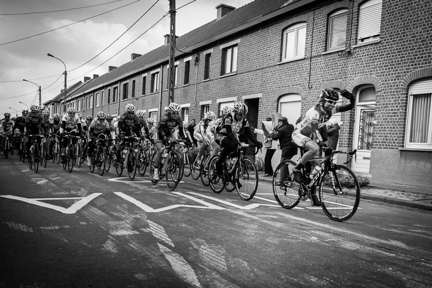 Ronde van Vlaanderen '13: Emma Johansson. Photo: Christer Hedberg | christerhedberg.se