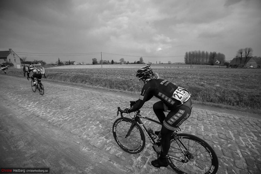 Ronde van Vlaanderen 2013: Team Cramo Go:Green. Photo: Christer Hedberg | christerhedberg.se