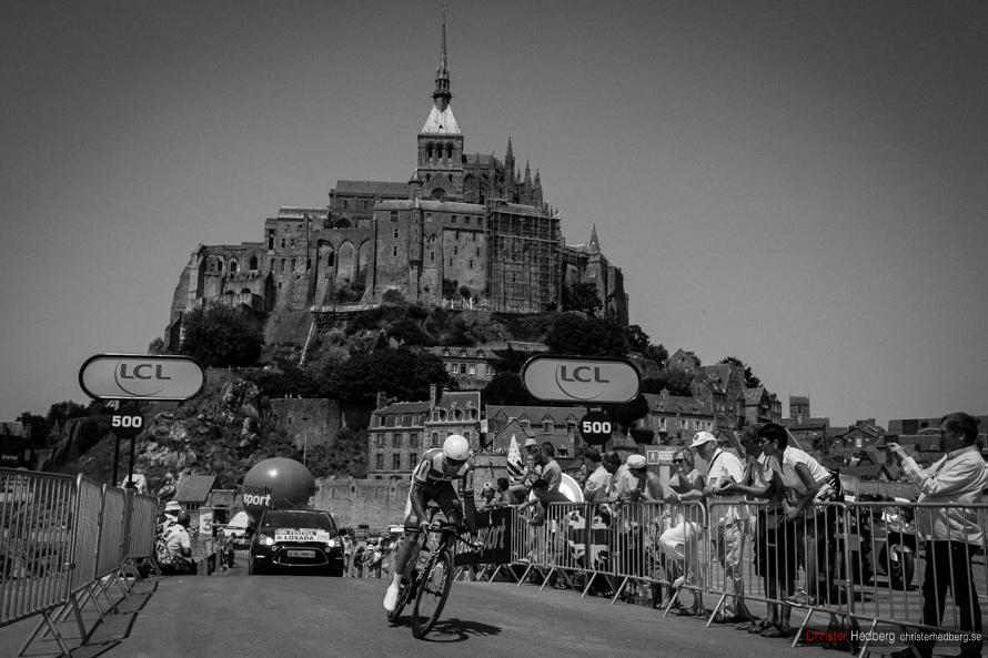 Tour de France 2013: Alberto Losada. Photo: Christer Hedberg | christerhedberg.se