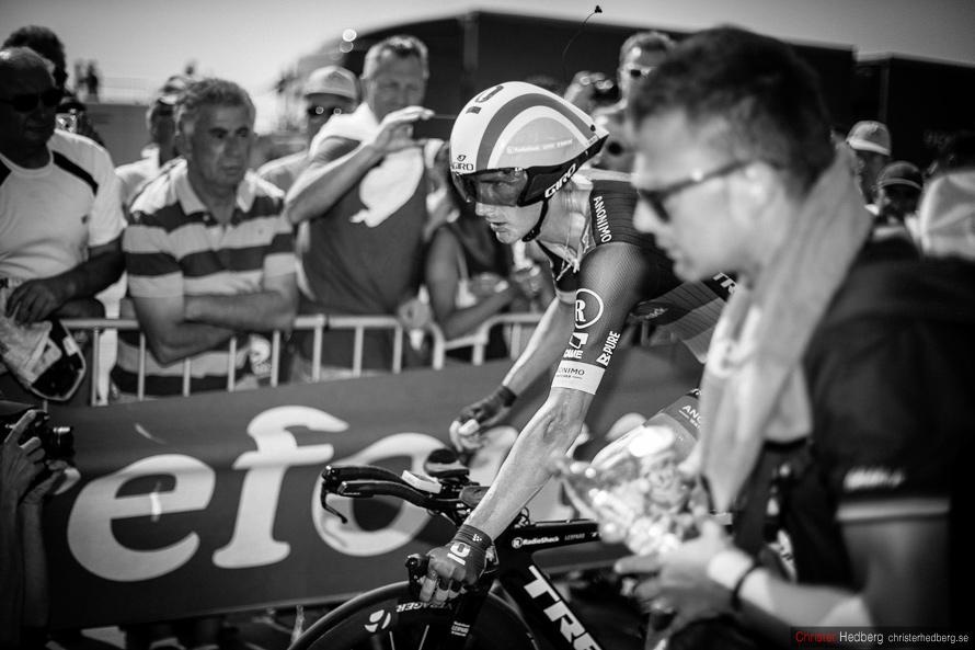 Tour de France 2013: Andy Schleck. Photo: Christer Hedberg | christerhedberg.se