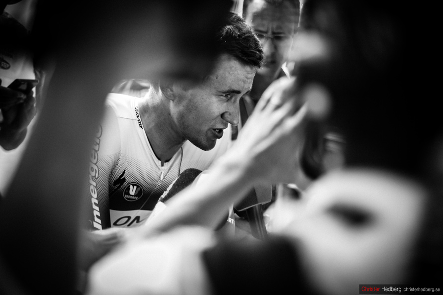 Tour de France 2013: Michal Kwiatkowski. Photo: Christer Hedberg | christerhedberg.se