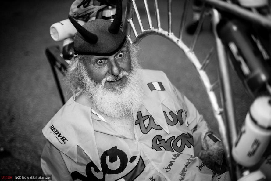 Tour de France 2013: Didi Senft. Photo: Christer Hedberg |christerhedberg.se