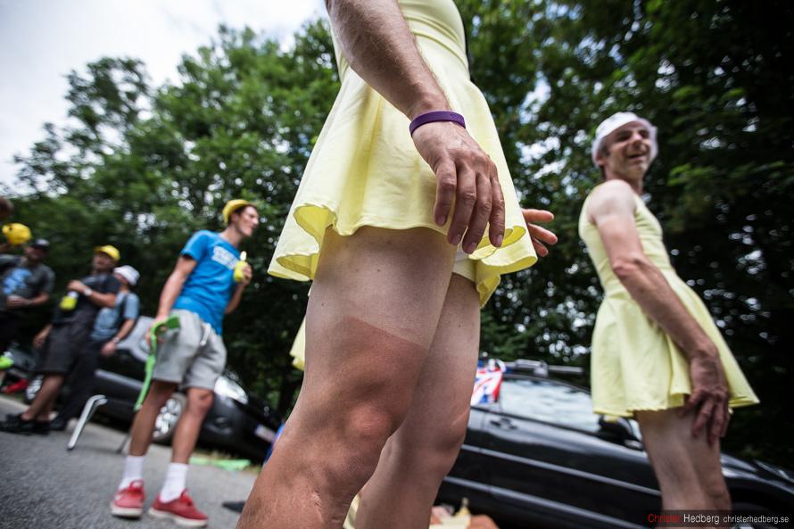Tour de France '13: Team Froomey. Photo: Christer Hedberg | christerhedberg.se