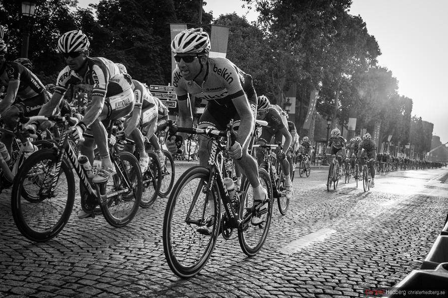 Tour de France 2013: The final stage. Photo: Christer Hedberg | christerhedberg.se