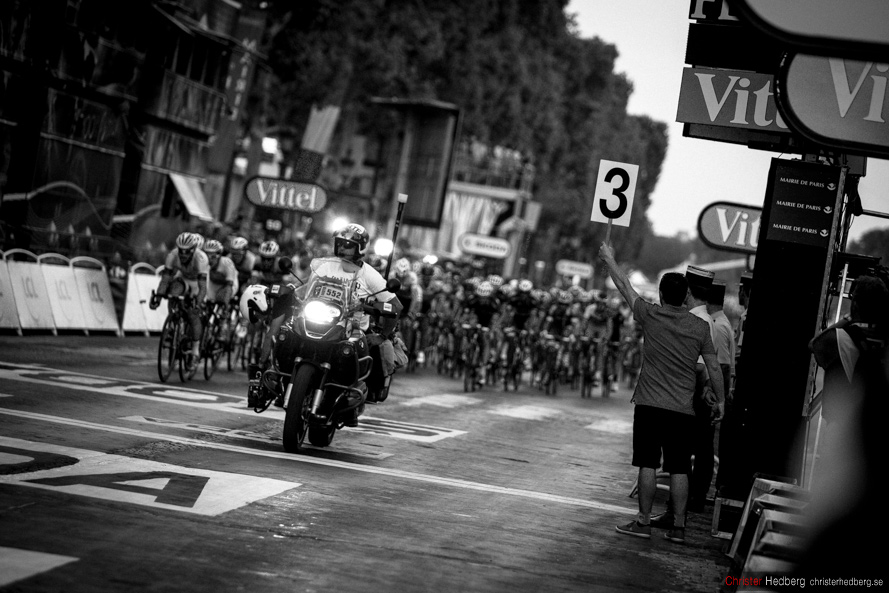 Tour de France 2013: The final stage. Photo: Christer Hedberg | christerhedberg.se