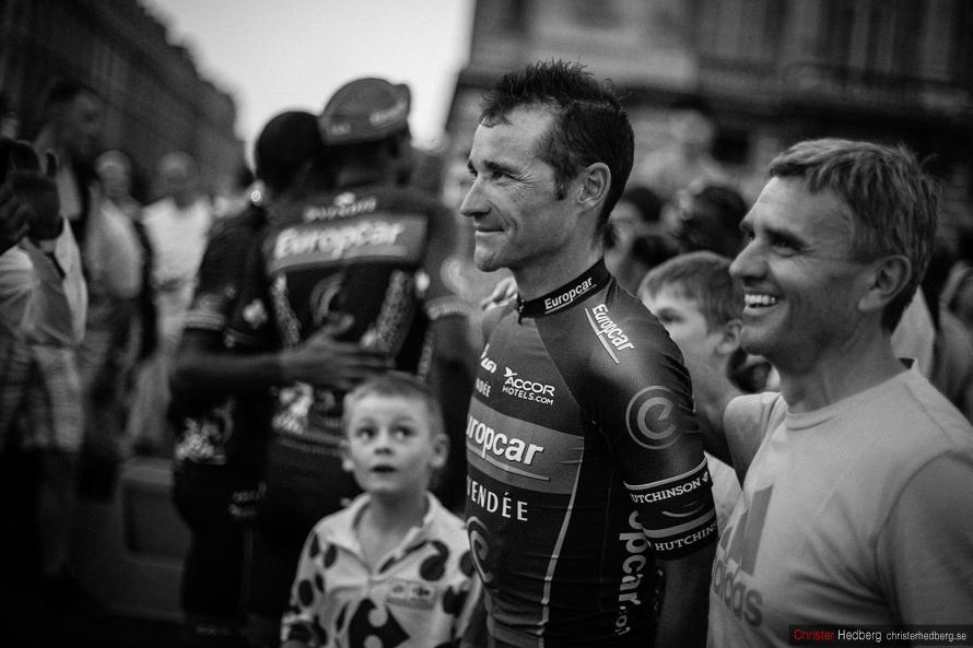 Tour de France 2013: Thomas Voeckler. Photo: Christer Hedberg | christerhedberg.se