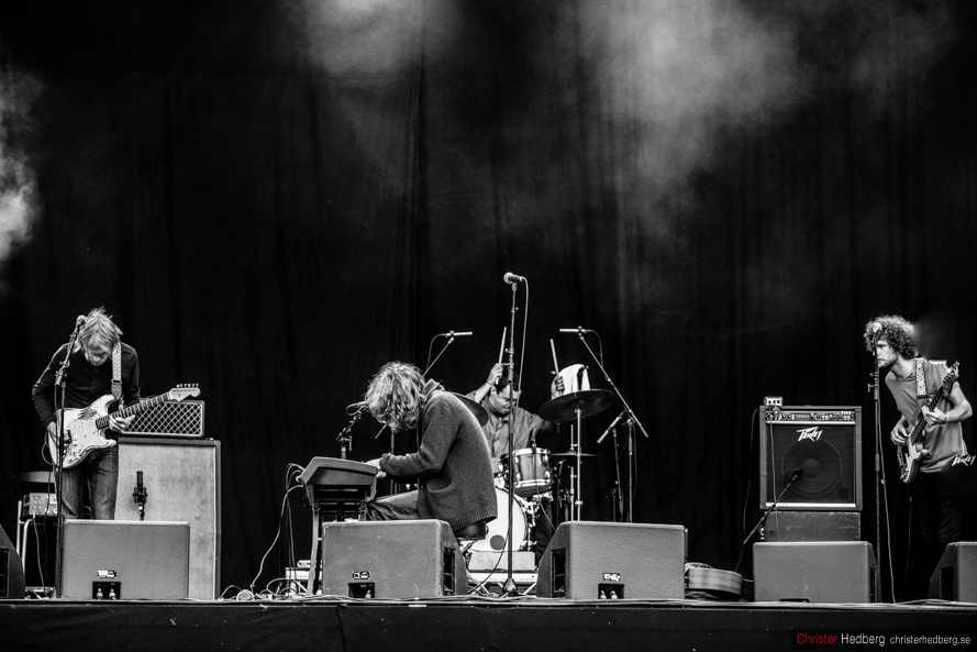 Dungen at Way Out West 2013. Photo: Christer Hedberg | christerhedberg.se