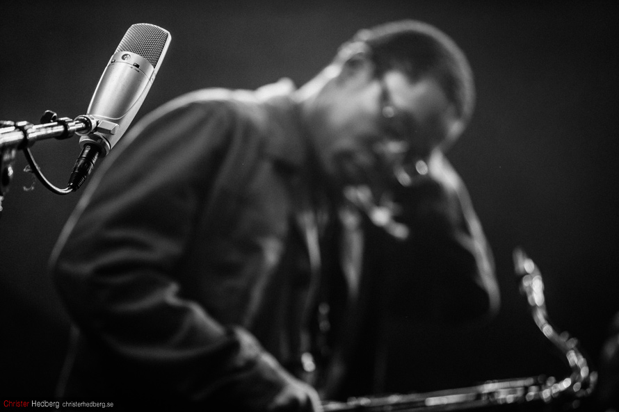 Ravi Coltrane at Way Out West 2013. Photo: Christer Hedberg | christerhedberg.se