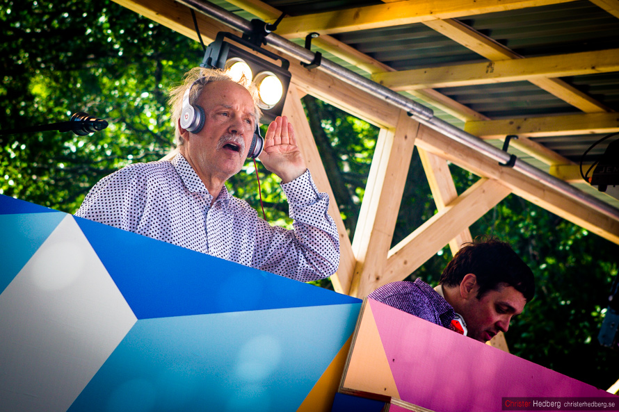 Giorgio Moroder at Way Out West 2013. Photo: Christer Hedberg | christerhedberg.se