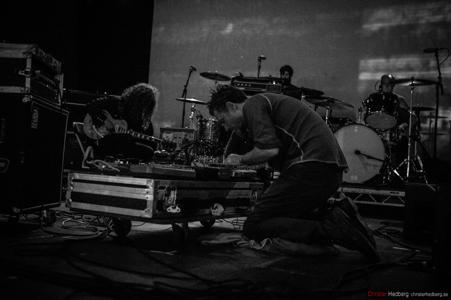 Godspeed You! Black Emperor at Way Out West 2013. Photo: Christer Hedberg | christerhedberg.se