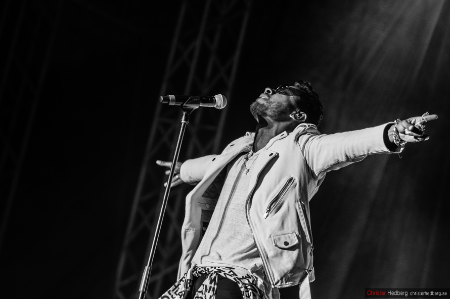 Miguel at Way Out West 2013. Photo: Christer Hedberg | christerhedberg.se