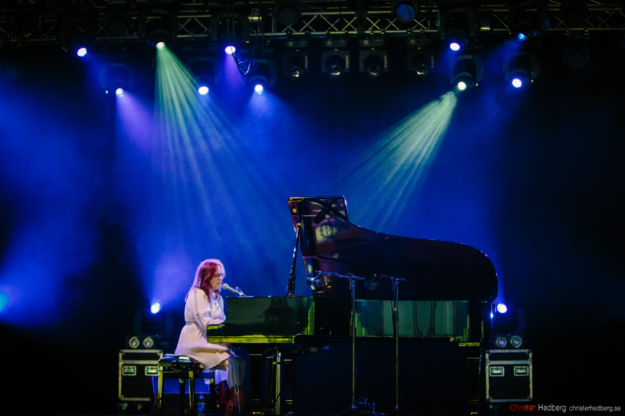 Iris Dement at Way Out West 2013. Photo: Christer Hedberg | christerhedberg.se