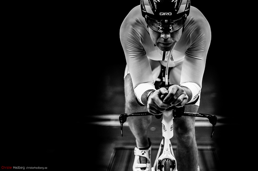 Aerodynamics testing in the Volvo Wind Tunnel. Photo: Christer Hedberg | christerhedberg.se