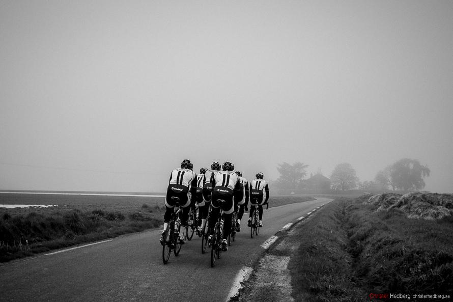 Team Giant-Shimano @ Paris-Roubaix 2014. Photo: Christer Hedberg | christerhedberg.se